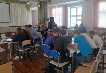 Кордовская СОШ№14. Тренинги со старшеклассниками
